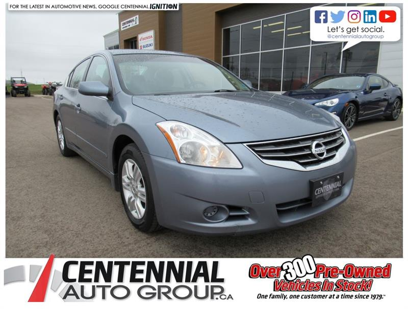 2012 Nissan Altima 2.5 S - Sunroof - Power Options - Heated Seats! #U767