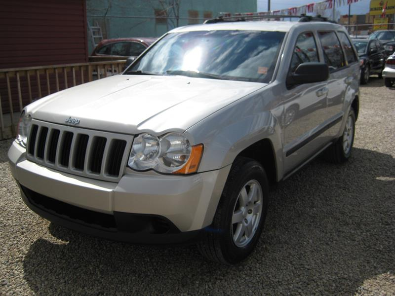 2008 Jeep Grand Cherokee 4WD 4dr Laredo #122239