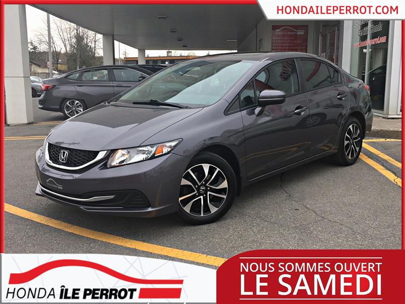 Honda Civic Sedan 2015 4dr Auto EX #45001