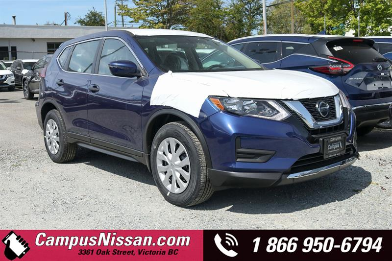 2019 Nissan Rogue S FWD #9-P281-NEW-NEW