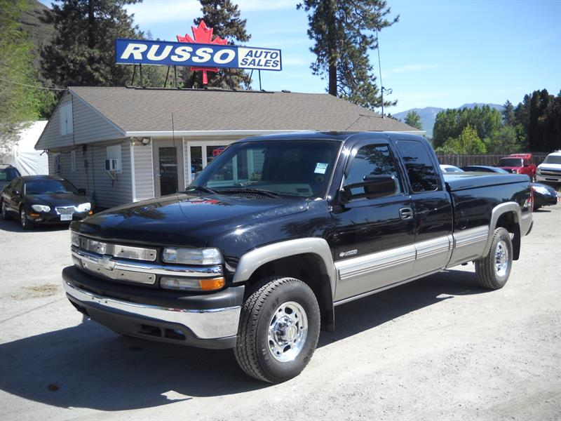 2000 Chevrolet Silverado 2500 4X4 ....SOLD.... #3405