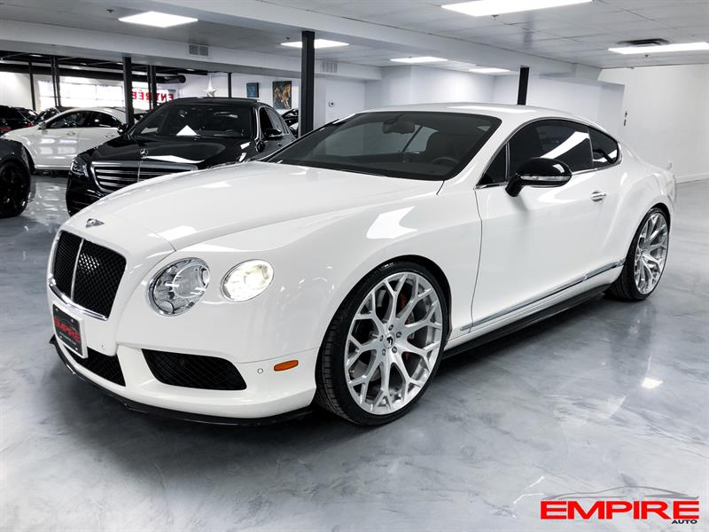 2014 Bentley Continental GT GT V8 S #A7065