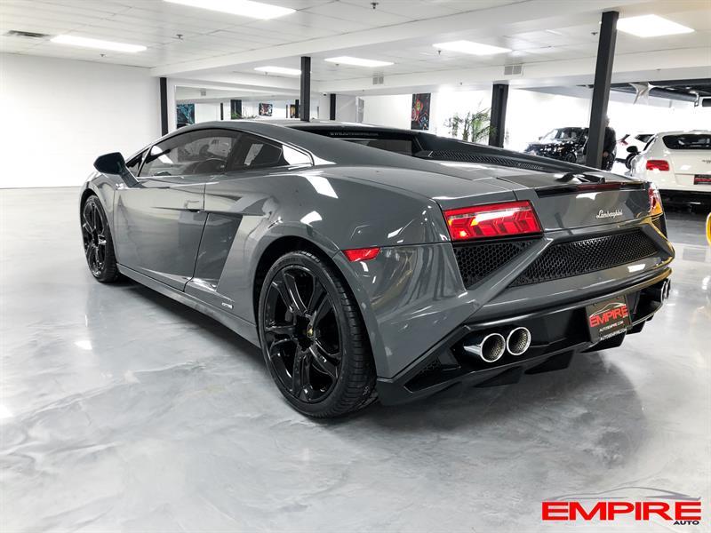 2013 Lamborghini Gallardo Lp560 4 E Gear Used For Sale In Saint