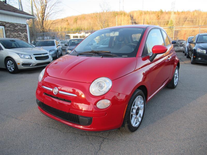 Fiat 500 2012 Pop #19-061