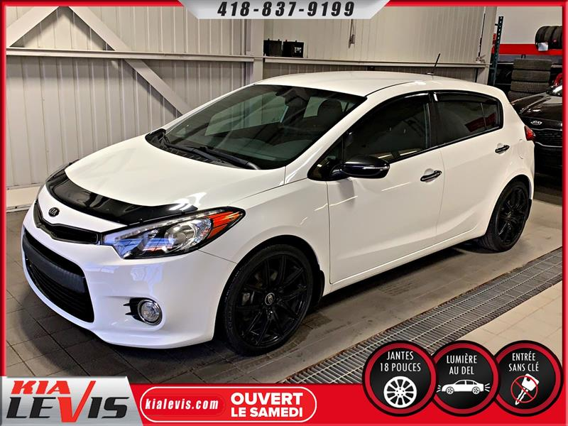 Kia Forte 5-door 2014 SX-TURBO-AUTO-FULL-18'' #1576A