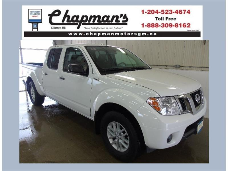2018 Nissan Frontier SV 4x4, Bluetooth, Box Liner #K-012A
