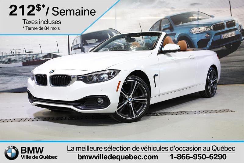 BMW 430i 2018 xDrive Cabriolet #U5316