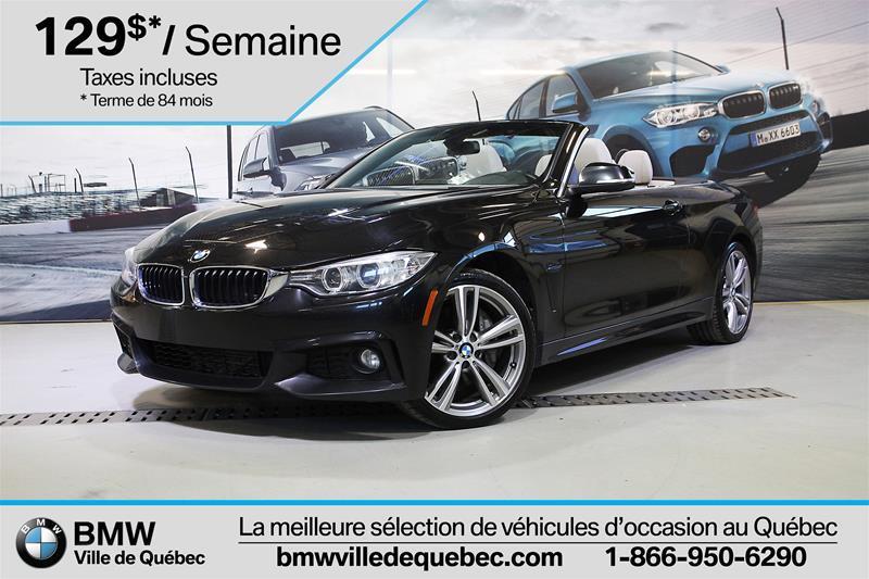 BMW 435i 2015 xDrive Cabriolet #U5318