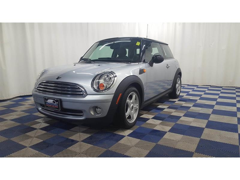 2009 Mini Cooper 3 Door SUNROOF/LEATHER/HTD SEATS #9MC72920