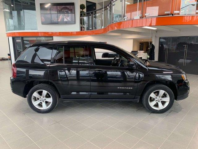 2017 Jeep Compass High Altitude Edition #17JC97518