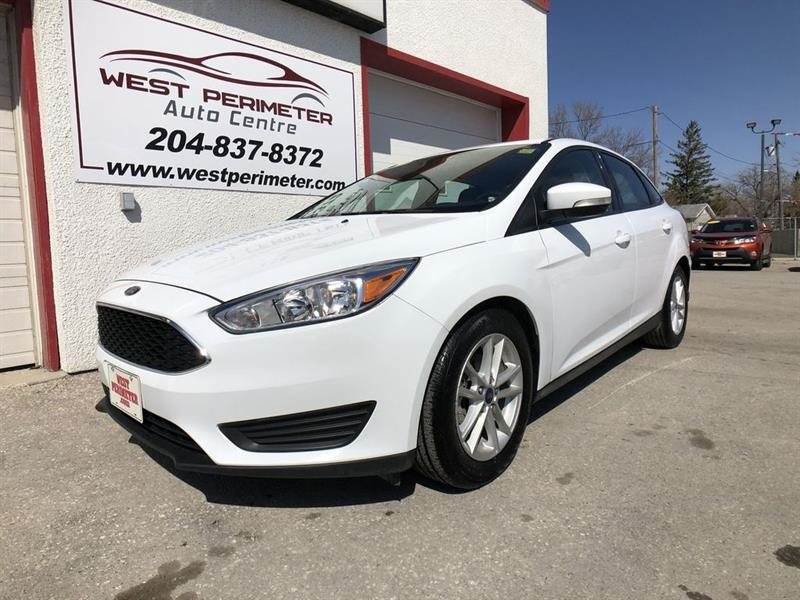 2017 Ford FOCUS SE**Bluetooth* Heated Seats* Back Up Cam* #5404