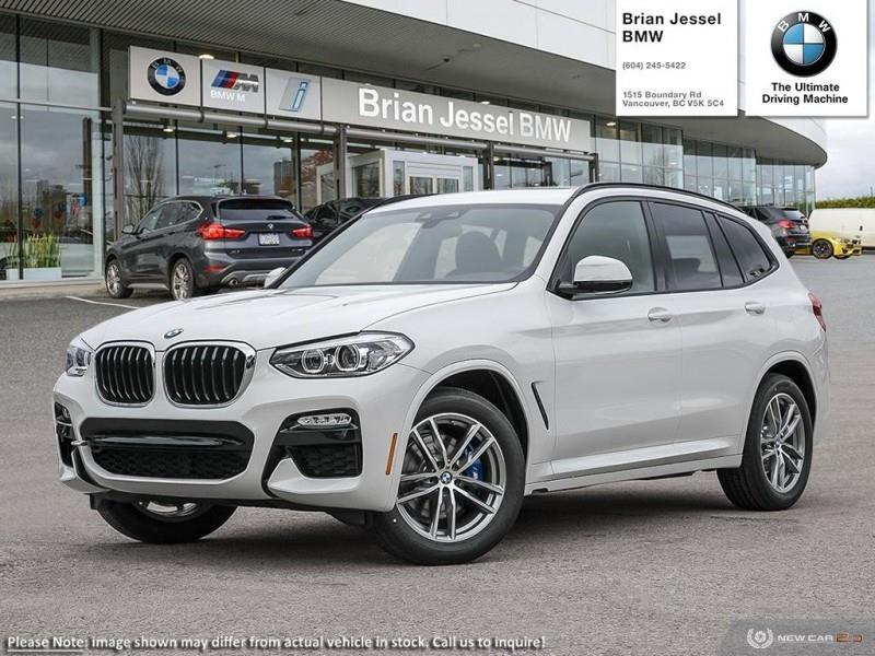 2019 BMW X3 xDrive 30i Sports Activity Vehicle #3419RX103742653