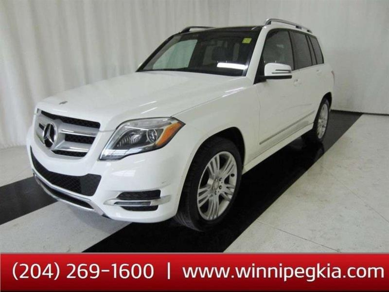 2015 Mercedes-Benz GLK-Class GLK 250 BLUETEC *Accident Free!* #15MG95649