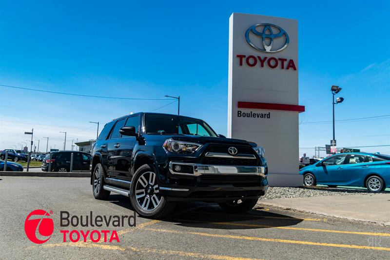 2017 Toyota 4Runner * LIMITED 7 OCCUPANTS * #530116