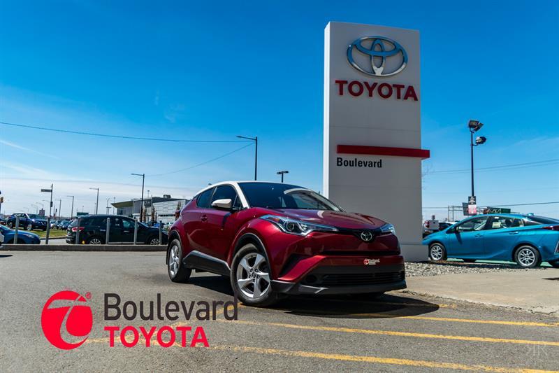 Toyota C-HR 2018 * XLE * #85538A