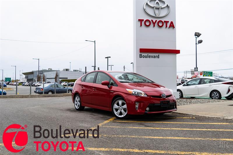 Toyota Prius 2012 #530130