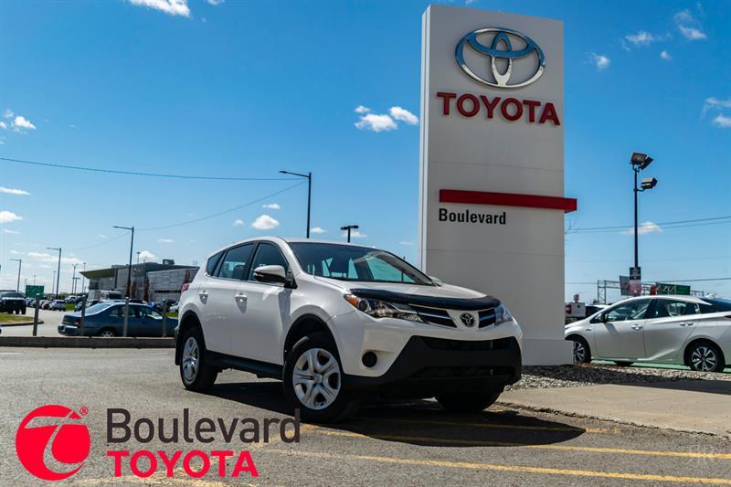 Toyota RAV4 2014 * LE * #85539A