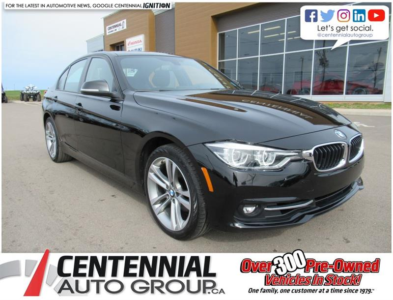 2018 BMW 3 Series 330i xDrive | Leather | Nav | Sunroof #U774