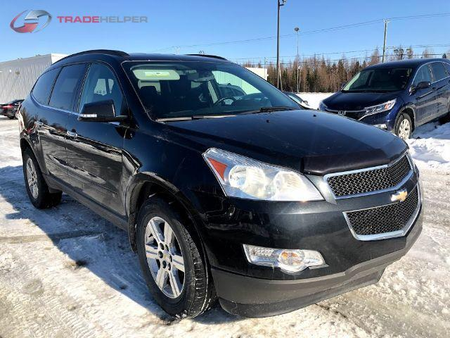 Chevrolet Traverse 2010 LT AWD 8 passagers #40228