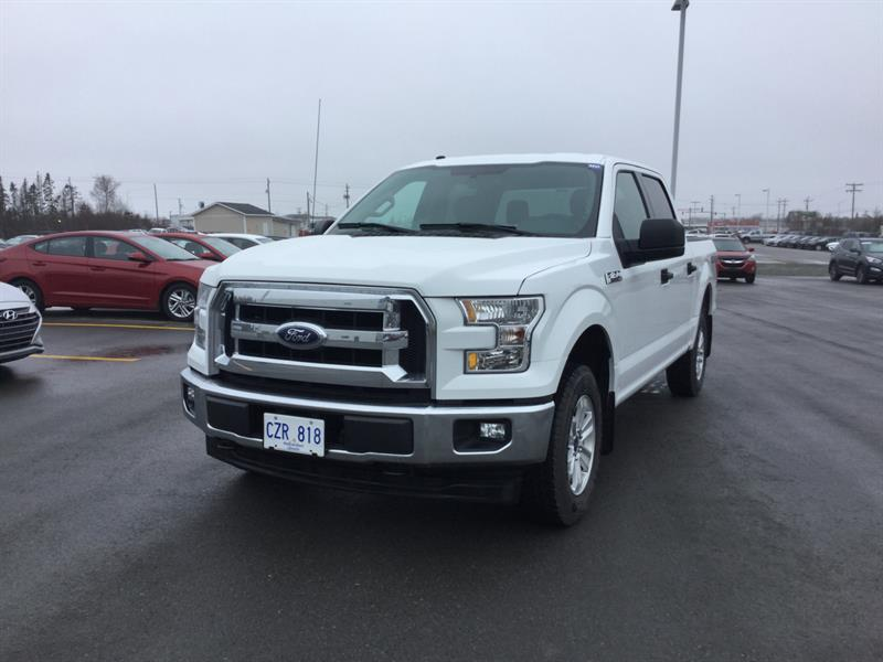 2017 Ford F-150 4WD SuperCrew #U0049