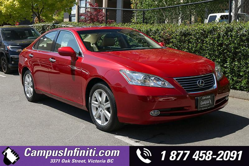 2009 Lexus ES 350 | Base | FWD w/ Leather Seats #JN3217A