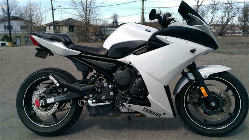 Yamaha FZ6R 600 2010