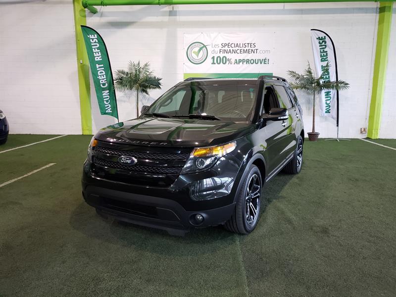 Ford Explorer 2014 4WD 4dr Sport #2721-04