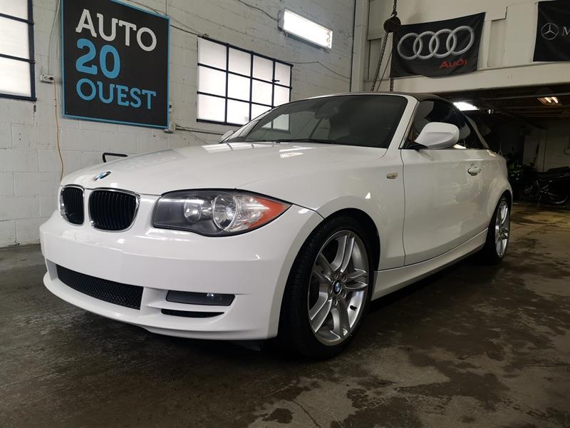 BMW 1 Series 2011 2dr Cabriolet 128i #A-19055