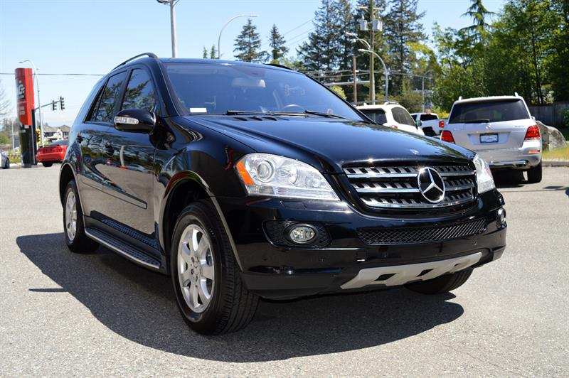 2007 Mercedes-Benz M-Class ML350 4MATIC 3.5L *AMG Appearance Pkg* #CWL9094M