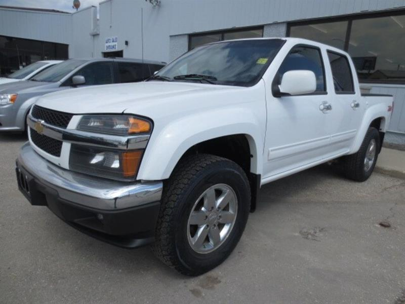 2012 Chevrolet Colorado LT Z71 CREW - LOW KMS #3934