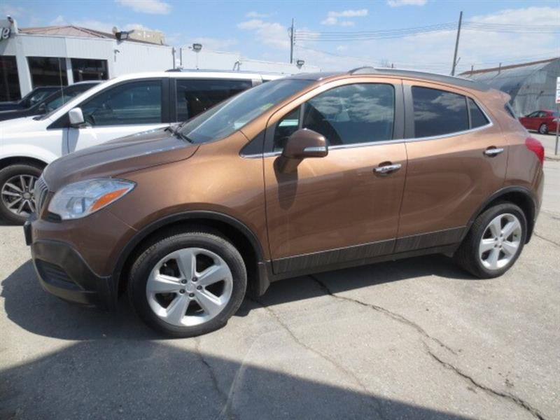 2016 Buick Encore AWD - BLUETOOTH/CAMERA #3956