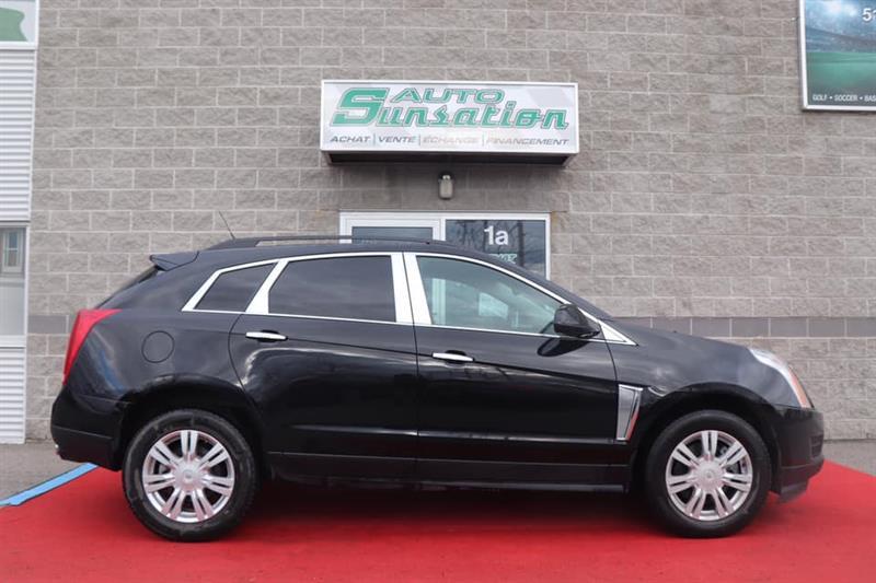 Cadillac SRX 2013 FWD 4dr Base #206