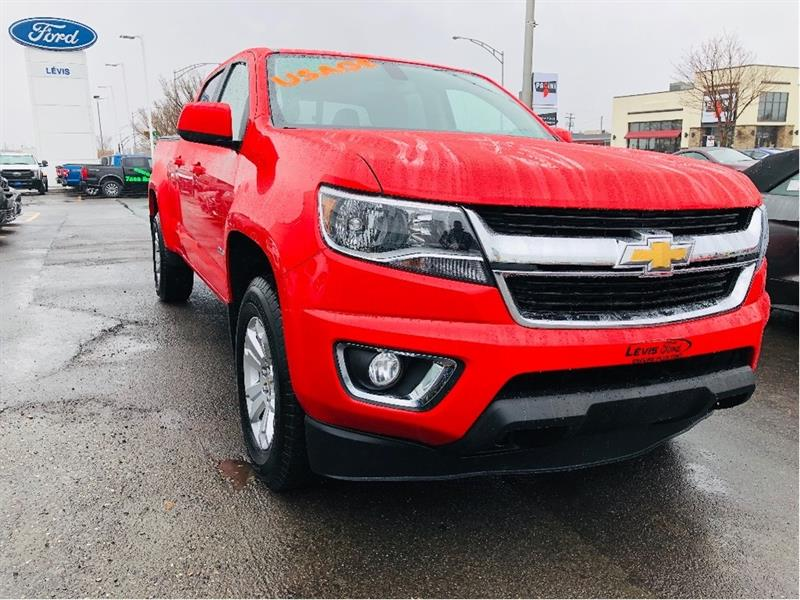 Chevrolet Colorado 2016 LT #K0428F