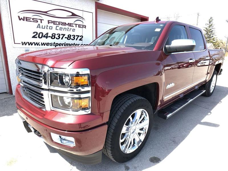 2015 Chevrolet Silverado 1500 High Country #5541