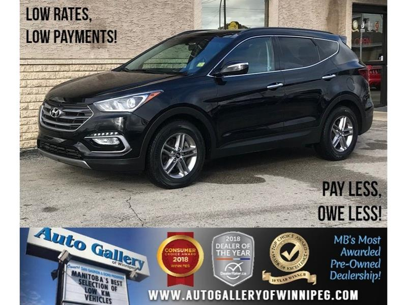 2017 Hyundai SANTA FE SPORT SE *AWD/Leather/Pano Roof #23568