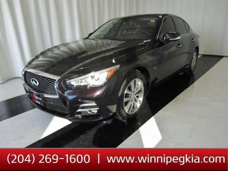 2015 Infiniti Q50 *Accident Free!* #15IQ99118