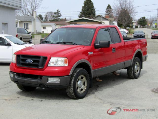 Ford F-150 2004 FX4 4x4 Supercab #40249