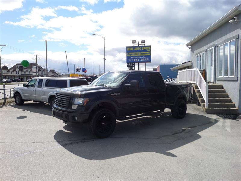 Ford F-150 2011 4WD SuperCrew