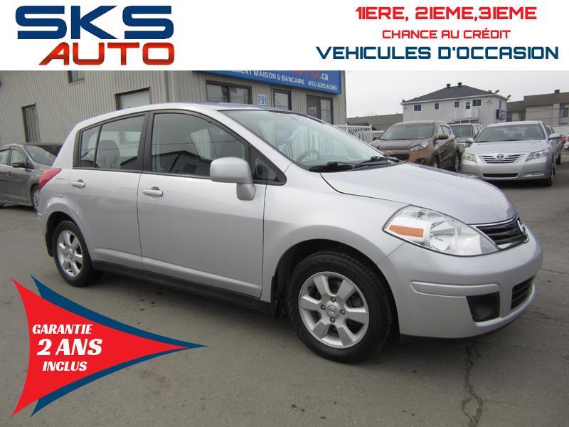 Nissan Versa 2011 SL (GARANTIE 2 ANS INCLUS) *FINANCEMENT MAISON* #SKS-4326-4