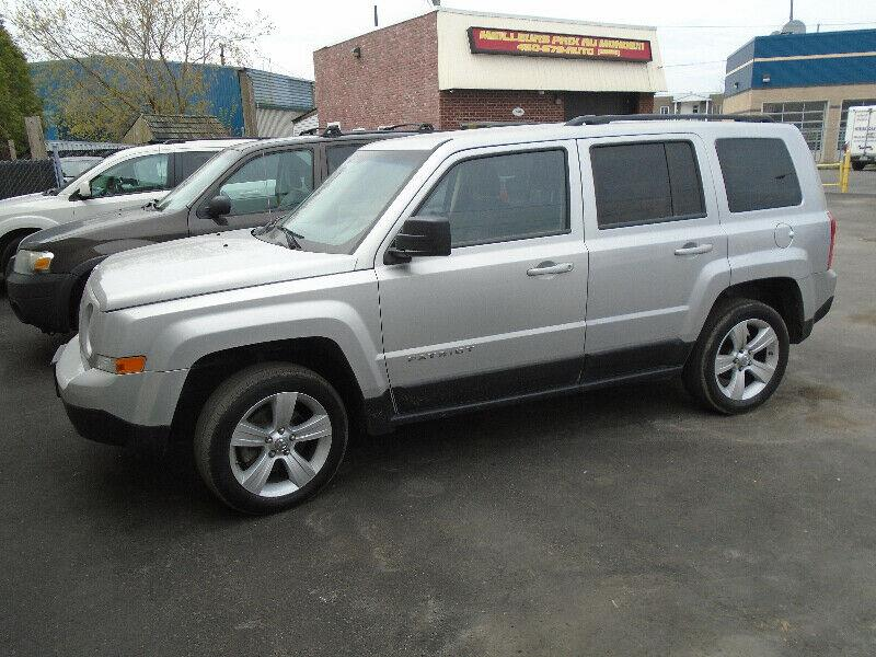 Jeep Patriot 2014 AWD 4X4 #564718