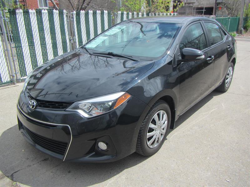 Toyota Corolla 2014  FINANCEMENT MAISON $39 SEMAINE* LOW KM #SH2329  *CERTIFIÉ*