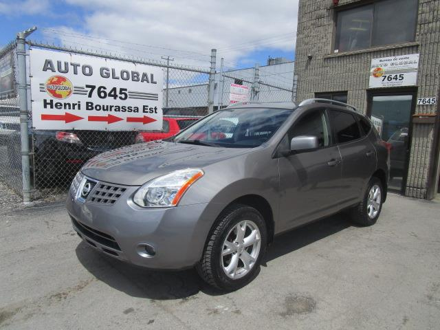 Nissan Rogue 2008 SL AWD Mags Toit TRES BAS MILLAGE #19-764