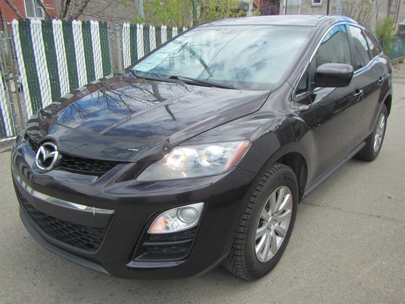 Mazda CX-7 2011 FINANCEMENT MAISON $59 SEMAINE #S2106  *CERTIFIÉ*