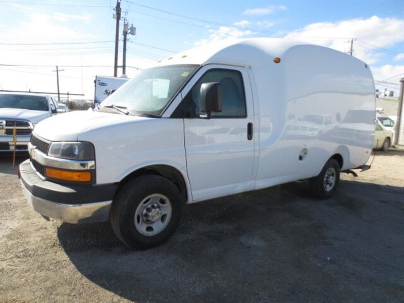 2015 Chevrolet Express 3500 1WT CARGO - LOW KMS #3906