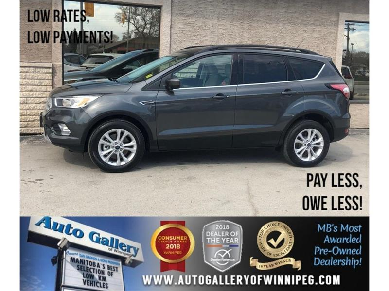 2018 Ford Escape SE *ONLY 59KMs! AWD/Bluetooth #23881