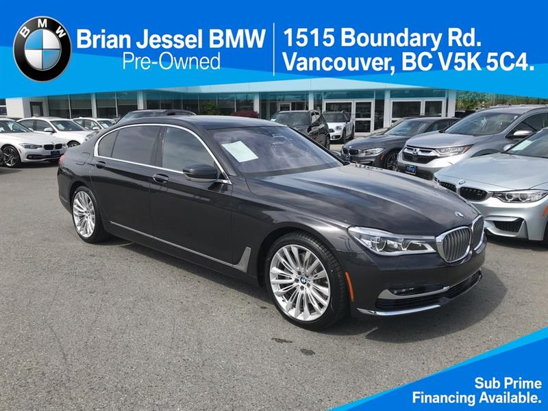2016 BMW 750LI xDrive #BP7721