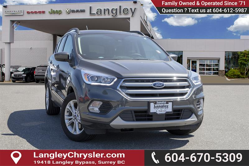 2018 Ford Escape SEL #EE908730