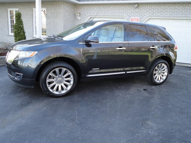 Lincoln MKX 2015 AWD 4dr LIMITED EDITON #U607