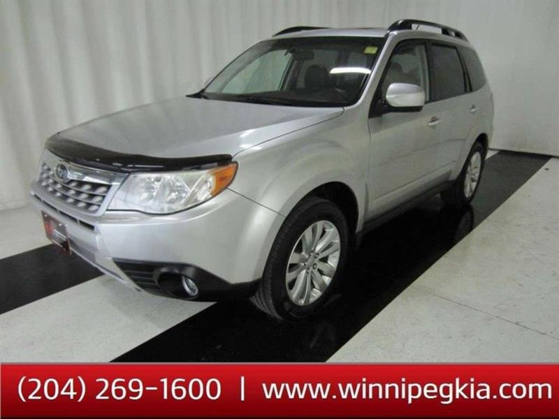 2011 Subaru Forester X Limited #18SR634AA