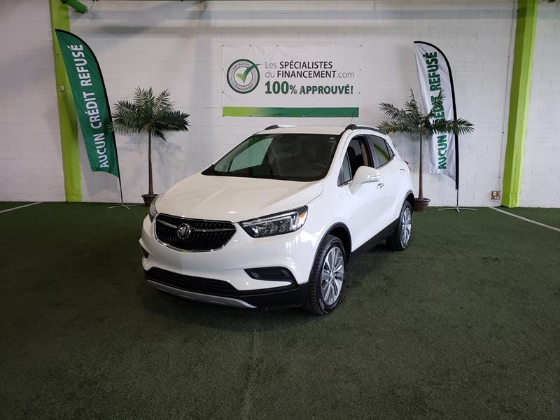 Buick Encore 2018 FWD 4dr Preferred #2744-05